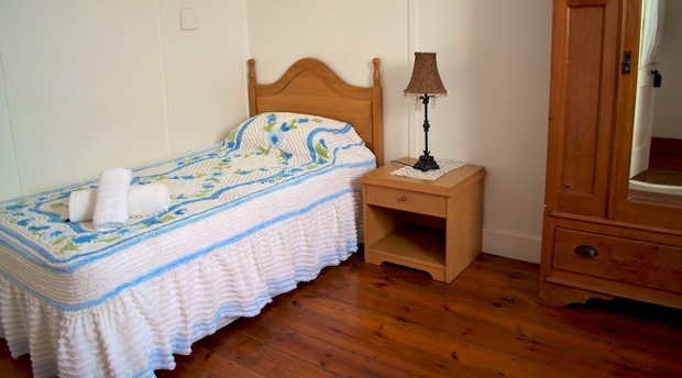 Single Room, District Six Guesthouse